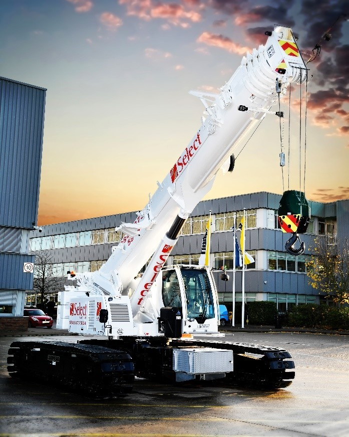 Select Plant Hire Preview Image 1