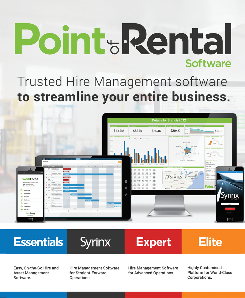 Syrinx by Point of Rental Software Preview Image 1